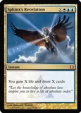 Magic the Gathering Return to Ravnica Single Sphinx's Revelation UNPLAYED (NM/MT)