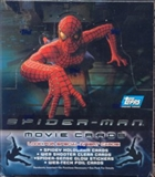 Spiderman Movie Hobby Box (2002 Topps)