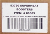 Super Heat Throwdown Skateboard Trading Card Booster 12-Box Case