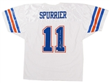 Steve Spurrier Autographed Univ. of Florida Gators Jersey (GAI COA)
