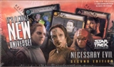 Decipher Star Trek Necessary Evil Booster Box