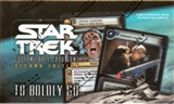Decipher Star Trek To Boldly Go Booster Box