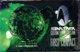 Decipher Star Trek First Contact Booster Box