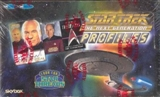 Star Trek The Next Generation Profiles Hobby Box (2000 Skybox)