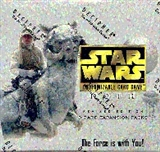Decipher Star Wars Hoth Revised Booster Box