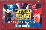 Decipher Star Wars Reflections 3 Booster Box