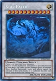 Yu-Gi-Oh Judgment of the Light 1st Edition Single Star Eater Ghost Rare - NEAR MINT