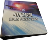 2014 Star Trek Movies Trading Cards Album/Binder
