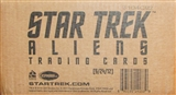 Star Trek: Aliens Trading Cards 12-Box Case (Rittenhouse 2014)