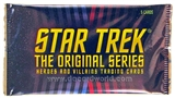 Star Trek: The Original Series Heroes & Villains Trading Cards Pack (Rittenhouse 2013)