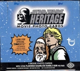 Star Wars Heritage Hobby Box (2004 Topps)