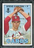 2016 Topps Baseball Hawaii Summit Exclusive Berger's Best #BB-16 Steve Carlton 1967 Reprint 1/1