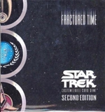 Decipher Star Trek Second Edition Fractured Time Expansion Set (Box)
