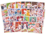 2011 Topps World Series Champions Baseball Set (St. Louis Cardinals)