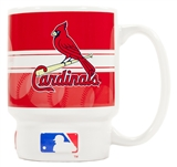 Boelter St Louis Cardinals Home Run Sculpted Coffee Mug
