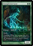 Magic the Gathering Promotional Single Strangleroot Geist (Game Day) - SLIGHT PLAY (SP)