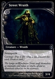 Magic the Gathering Future Sight Single Street Wraith FOIL - NEAR MINT (NM)