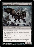 Magic the Gathering Coldsnap Single Stromgald Crusader Foil