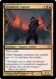 Magic the Gathering Dark Ascension Single Stromkirk Captain UNPLAYED (NM/MT) 4x Lot