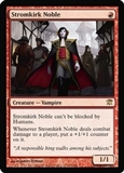 Magic the Gathering Innistrad Single Stromkirk Noble UNPLAYED (NM/MT)