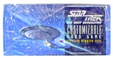 Decipher Star Trek Premiere Unlimited Starter Deck Box