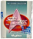 Star Trek: The Next Generation Season Three Retail Box (1995 Skybox)