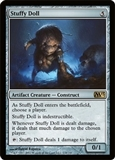 Magic the Gathering 2013 Single Stuffy Doll UNPLAYED NM/MT