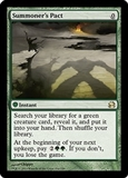 Magic the Gathering Modern Masters Single Summoner's Pact - NEAR MINT (NM)