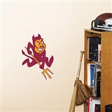 "Fathead Arizona State Sun Devils Teammate Wall Graphic 13""x9"""