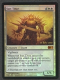 Magic the Gathering 2011 Single Sun Titan Foil (Prerelease)