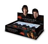 Supernatural Seasons 1 - 3 Trading Cards 12-Box Case (Cryptozoic 2014) (Presell)