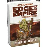 Star Wars RPG: Edge of the Empire - Martial Artist Specialization Deck (FFG)