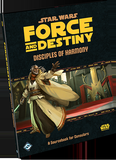 Star Wars: Force and Destiny - Disciples of Harmony (FFG)