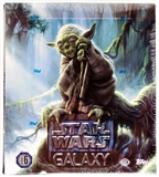Star Wars Galaxy Series 6 Hobby Box (Topps 2011)
