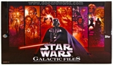 Star Wars Galactic Files Hobby Box (Topps 2012)
