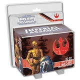Star Wars Imperial Assault: R2-D2 and C-3PO Ally Pack