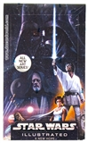 Star Wars Illustrated: A New Hope Hobby Box (Topps 2013)