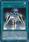Yu-Gi-Oh Legendary Collection Yugi's World Single Swords of Concealing Light Ultra Rare- NEAR MINT