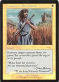 Magic the Gathering Promo Single Swords to Plowshares Foil (FNM) - NEAR MINT (NM)