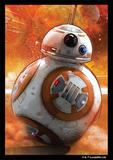 Star Wars The Force Awakens Limited Edition Art Card Sleeves BB-8 (Fantasy Flight Games)