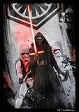 Star Wars The Force Awakens Limited Edition Art Card Sleeves First-Order (Fantasy Flight Games)