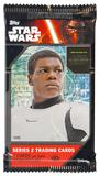 Star Wars: The Force Awakens Series 2 Hobby Pack (Topps 2016)