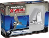 Star Wars X-Wing Miniatures Game: Lambda-class Shuttle Expansion Pack