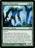 Magic the Gathering Gatecrash Single Sylvan Primordial UNPLAYED (NM/MT)