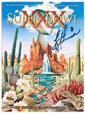 Troy Aikman Autographed Dallas Cowboys Super Bowl XXX Official Game Program (Upper Deck)