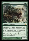 Magic the Gathering Modern Masters Single Tarmogoyf Foil