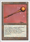 Magic the Gathering 4th Edition Single Tawnos's Wand - NEAR MINT (NM)