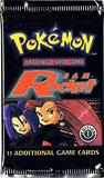 Pokemon Team Rocket 1st Edition Sealed Booster Pack