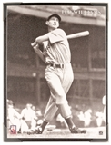 Artissimo Boston Red Sox Ted Williams 18x24 Canvas