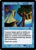 Magic the Gathering Invasion Single Teferi's Response Foil